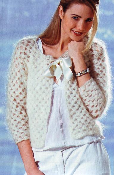 пуловер | Вязание крючком.