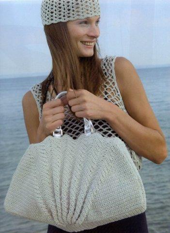 Описание: Комментарий: сумки крючком схемы, сумка гермес биркин и ремонт сумок.  Автор: Агата.