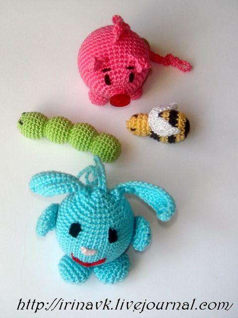 Полная статья с описанием вязаных игрушек. сайте Крючком.ру. игрушки.  Метки.  Также в этой статье вы найдете вот...