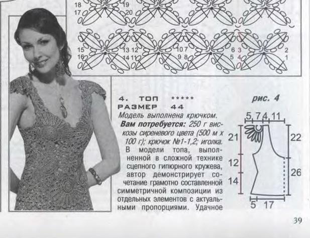 Источник: Журнал Мод №521