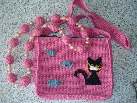 сумочки для детей вязание крючком.