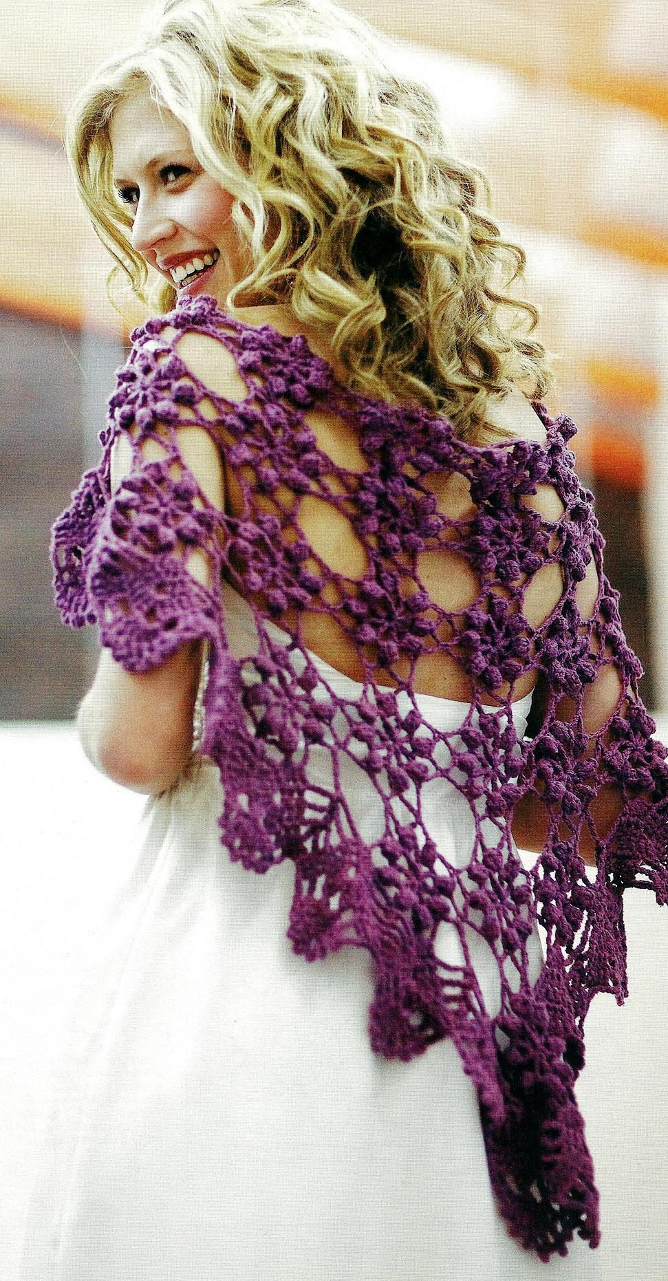 Вязания платков