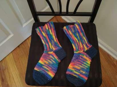 вязание носков крючком мастер класс, схемы вязаных пледов из квадратов.