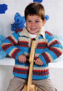 вязание для детей крючком