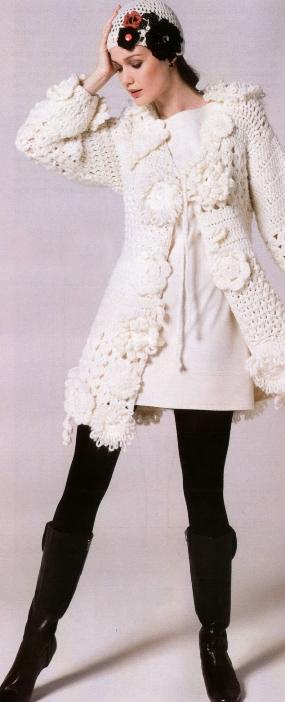 Вязание шарф схемы и модели