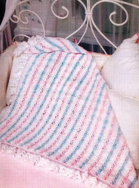 одеяло Подробнее Вязание