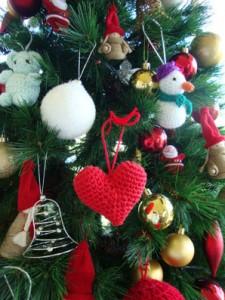 вязание на новый год