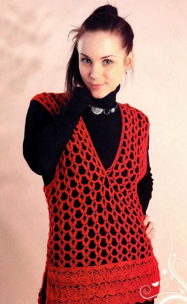 Вязаные зимние туники -платья женские, детская кофточка с совами.