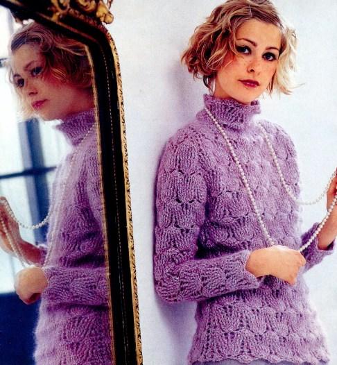 Рисунки для вязания свитеров.