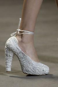 вяжем обувь