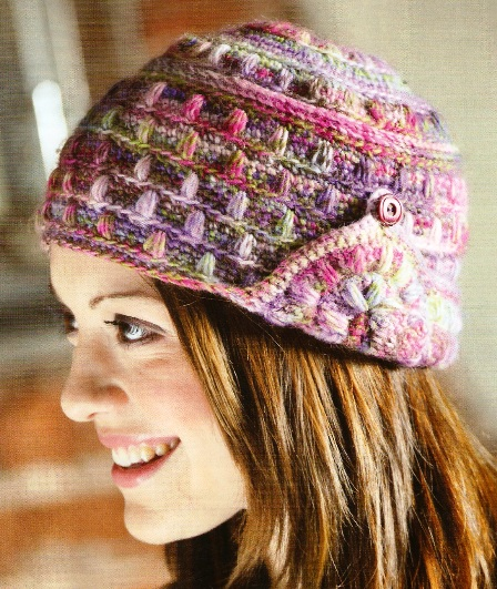 Вязание. вязаная шапочка с ушками.  Детям. шапки, шарфы, рукавички.
