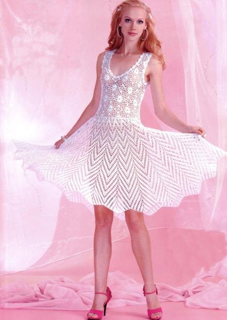 Las' Dresses Crochet Patterns - Planet Purl
