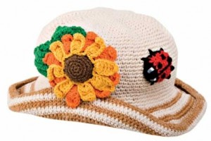 crafts for summer: hats for kids