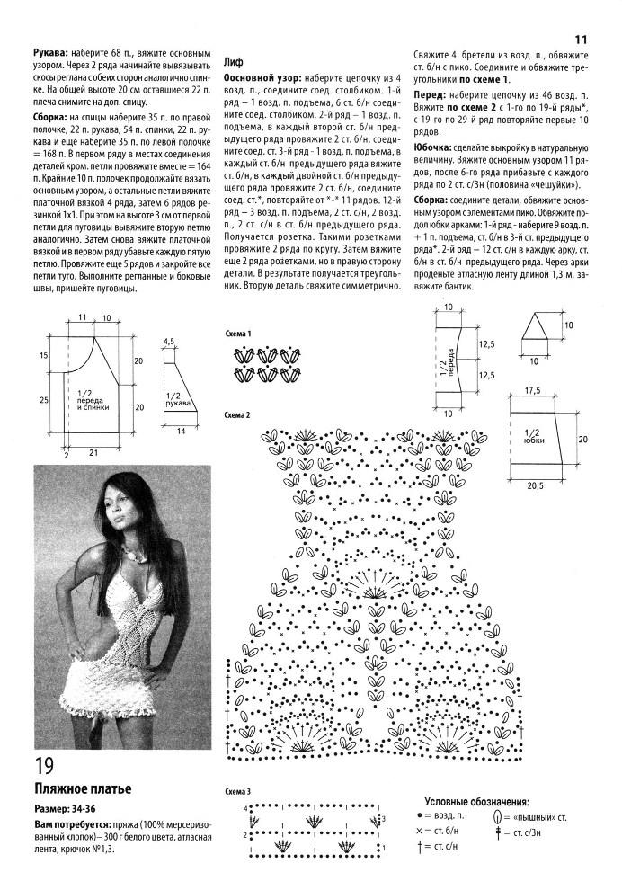 Описание платья. 2