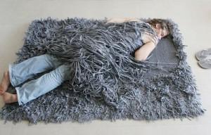 коврик для дома своими руками