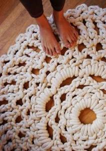 коврик своими руками