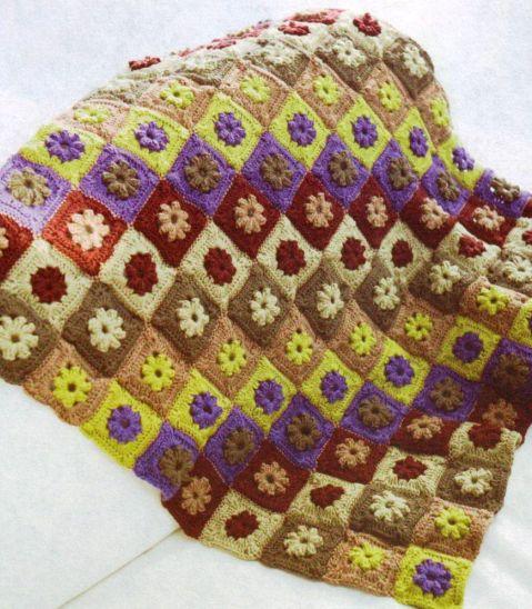вязание крючком для дома.