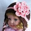 Вязаные шапочки для детей модели с описанием