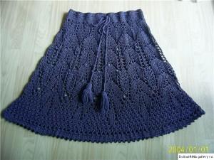 узор юбки