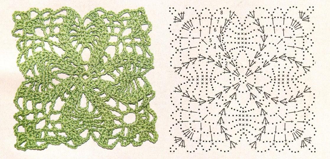 Вязаные шали и палантины и пончо Схема вязания и описание