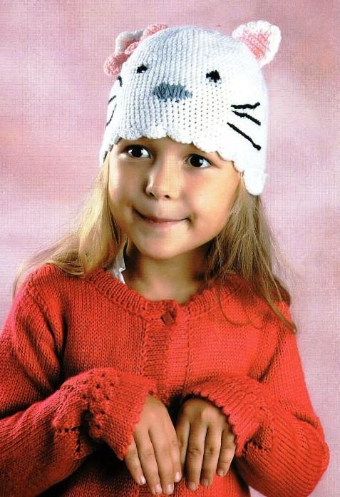 Вязание крючком для детей фото и схемы шапочки летние для мальчиков.