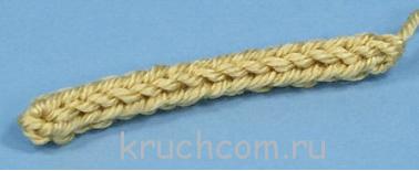 Вязание шнуров крючком: схемы и пошаговые инструкции