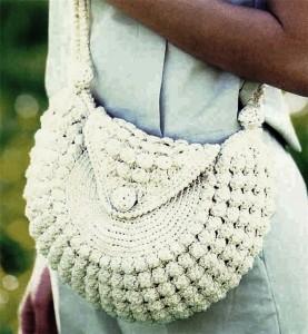 вязание сумок