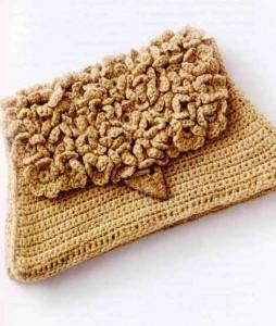 вязание сумок крючком