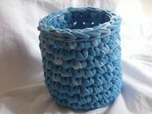 вязание из ткани