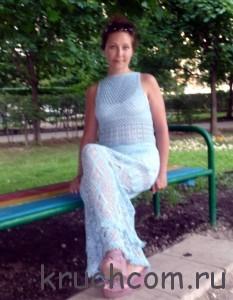 платье Erica модельера Джованны Диас