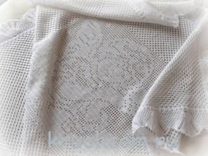 Как вязать филейное вязание крючком для начинающих
