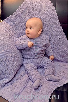 схемы вязания для новорожденных крючком бесплатные схемы и