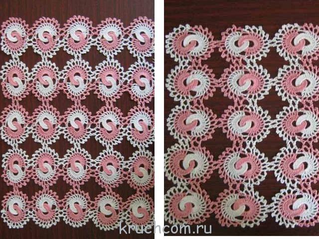 схемы вязания японских ажуров крючком бесплатные схемы и описания