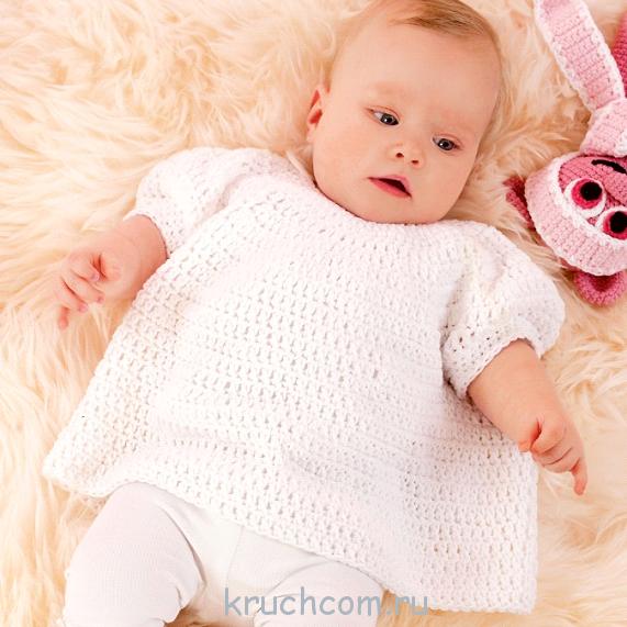 Что можно связать крючком для ребенка 1 год